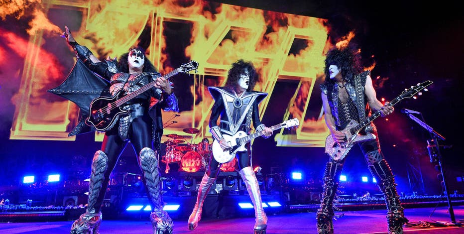 KISS concert in Milwaukee postponed; Gene Simmons positive for COVID