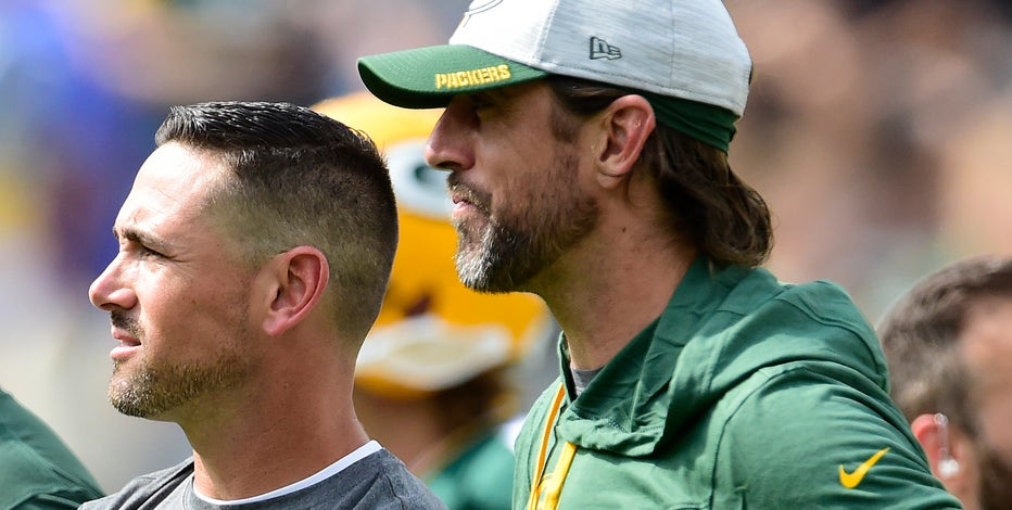 Aaron Rodgers knows what's 'at stake' during the 2021 season