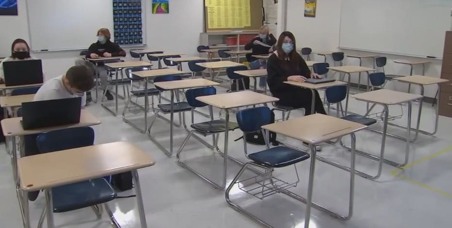 Universal masking in schools backed by Milwaukee Co. health officials