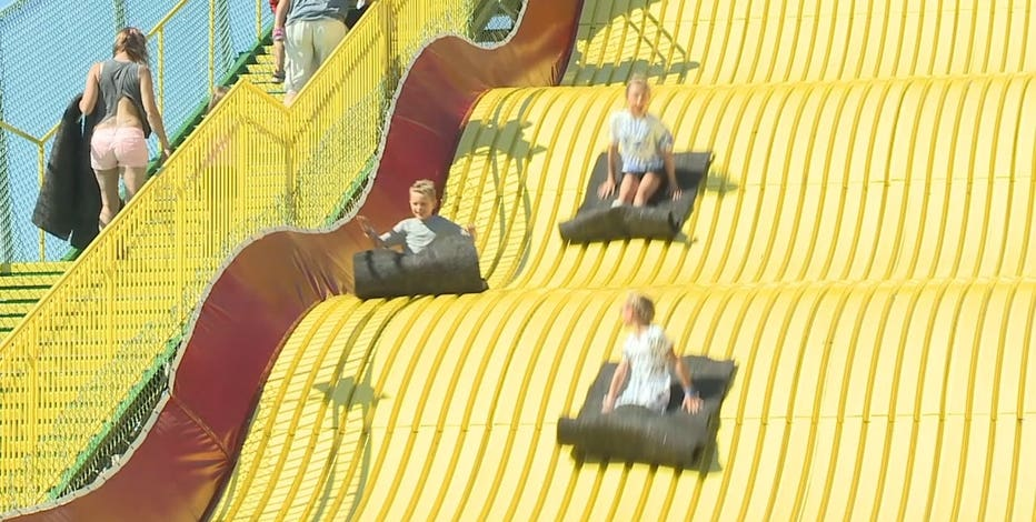 Perfect weather for State Fair's end after heat, severe storms