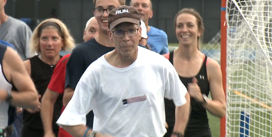 Whitefish Bay man celebrates running every day for 40 years