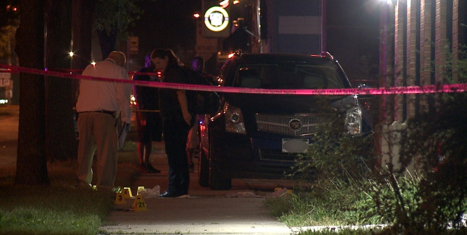 Milwaukee man fatally shot near Fond du Lac and Ridge