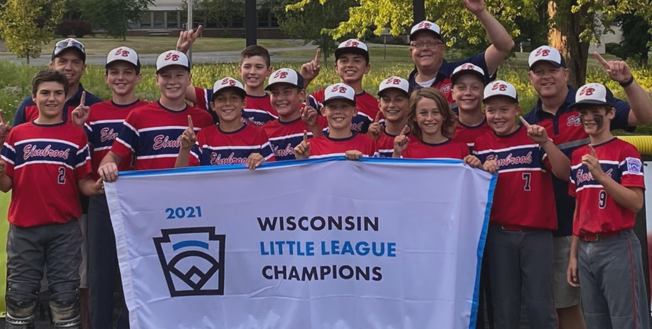 Elmbrook Little League team swinging for history at regionals