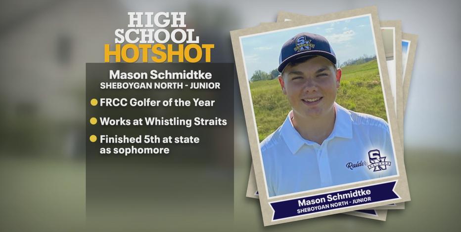 Sheboygan North junior eats and breathes golf on historic course