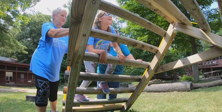 Vision Forward JCC Rainbow Day Camp offers new experiences for kids