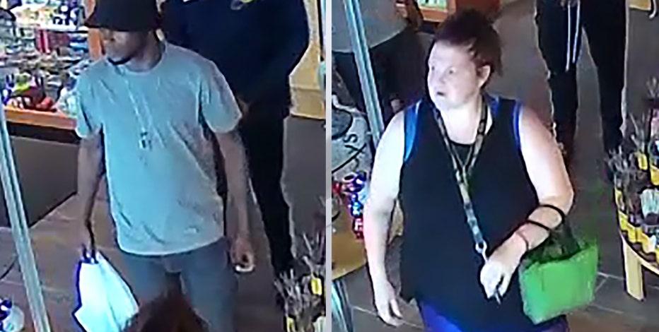 Brookfield vape shop theft, police seek suspects