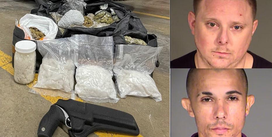 Fond du Lac drug bust, 2 men charged