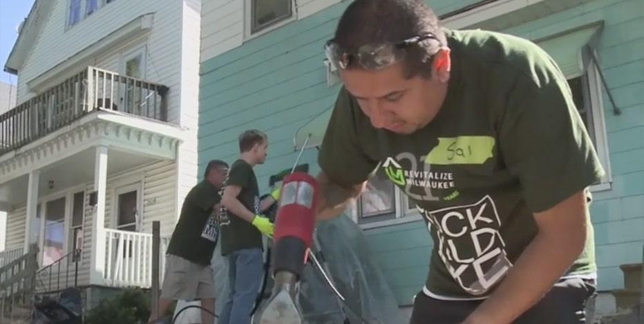 Free Milwaukee home renovations help in-need homeowners