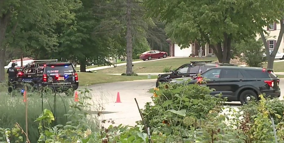 Muskego police tactical situation, man arrested