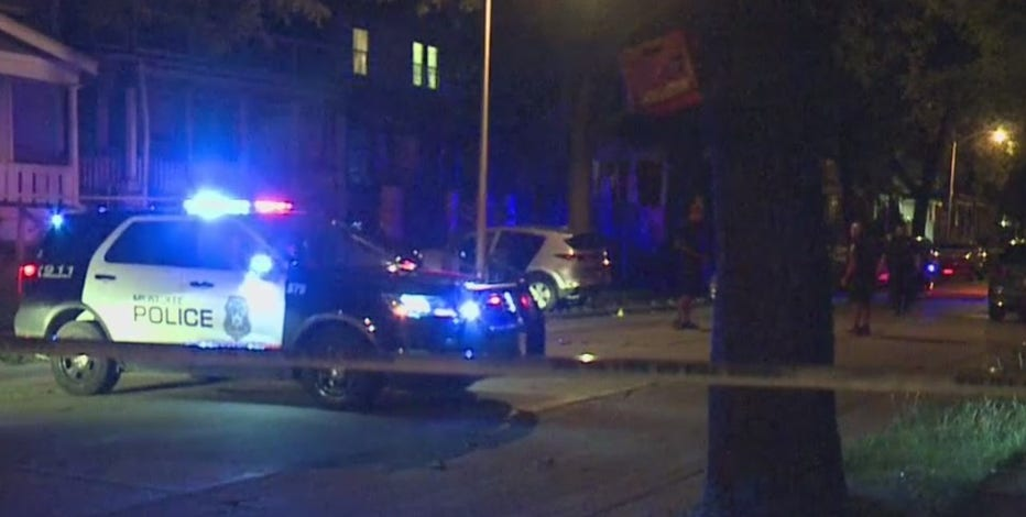 Shooting near 42nd and Garfield in Milwaukee, teen wounded
