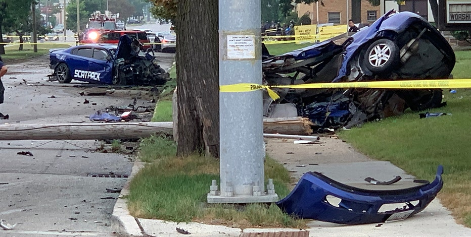 60th & Hampton crash, 2 dead: medical examiner