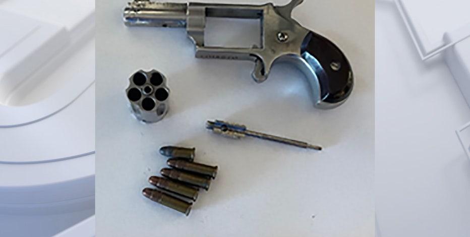 TSA stops gun at Mitchell International Airport; 16th of the year