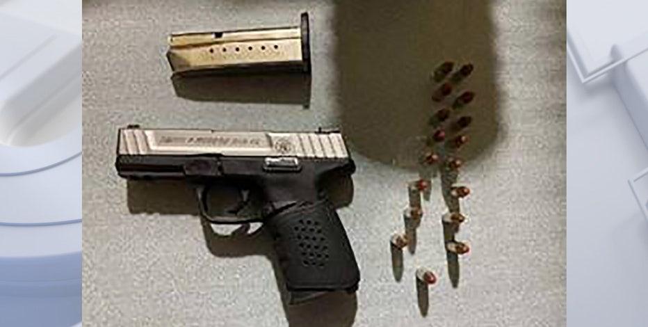 TSA intercepts gun at Mitchell International Airport; 3rd in 9 days