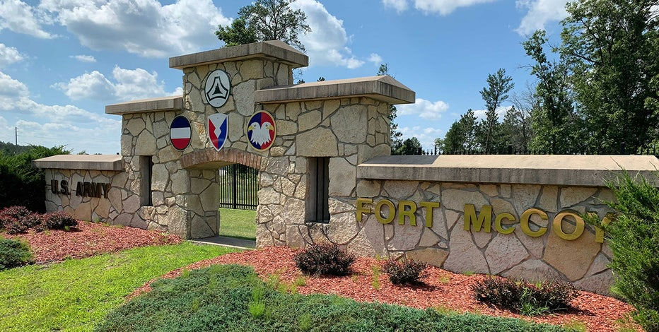 Afghan refugees at Fort McCoy offered COVID vaccines