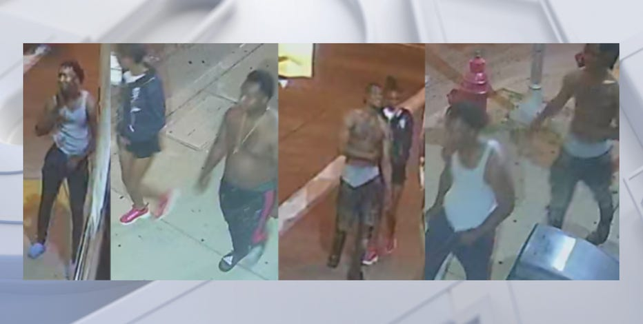 4 wanted in Milwaukee shooting near 35th and Lisbon