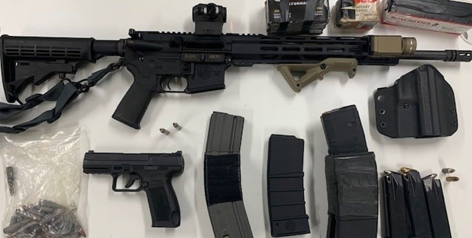 Guns, drugs confiscated during Racine search warrant execution