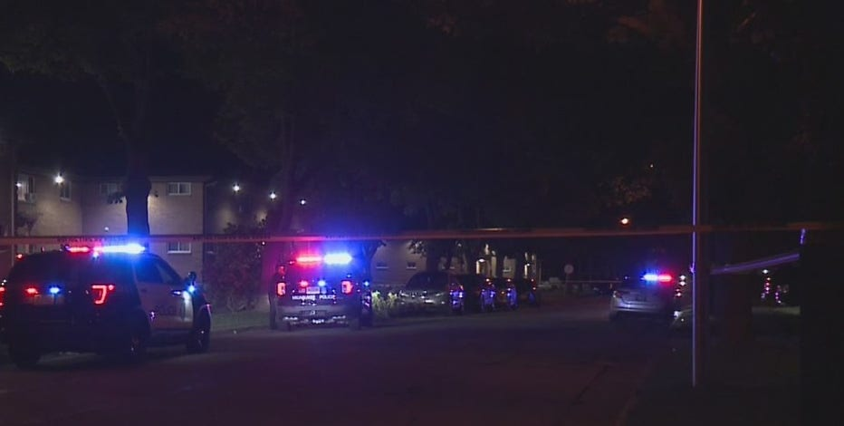 4 separate shootings in Milwaukee; 3 men, 1 woman wounded