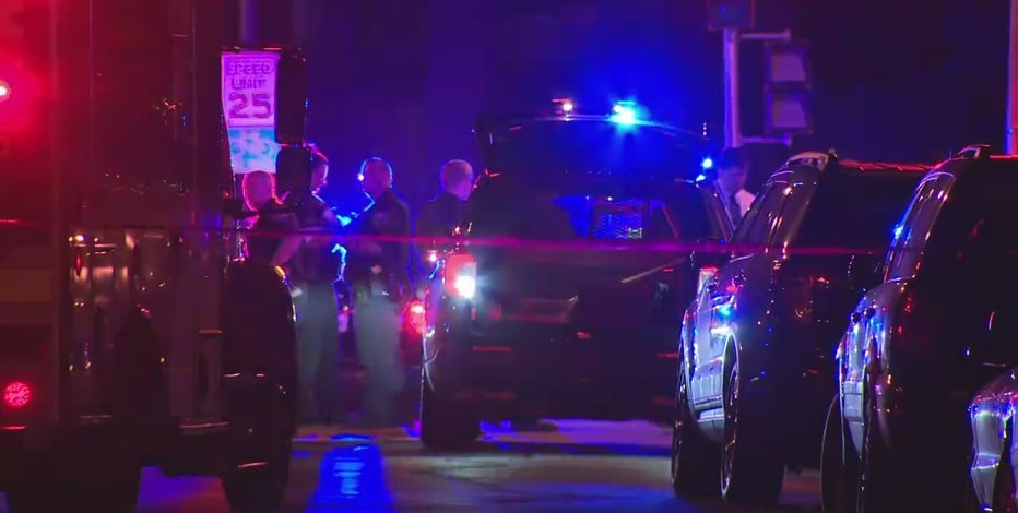 Officer shot, man pursued dead: Greenfield police chief offers update