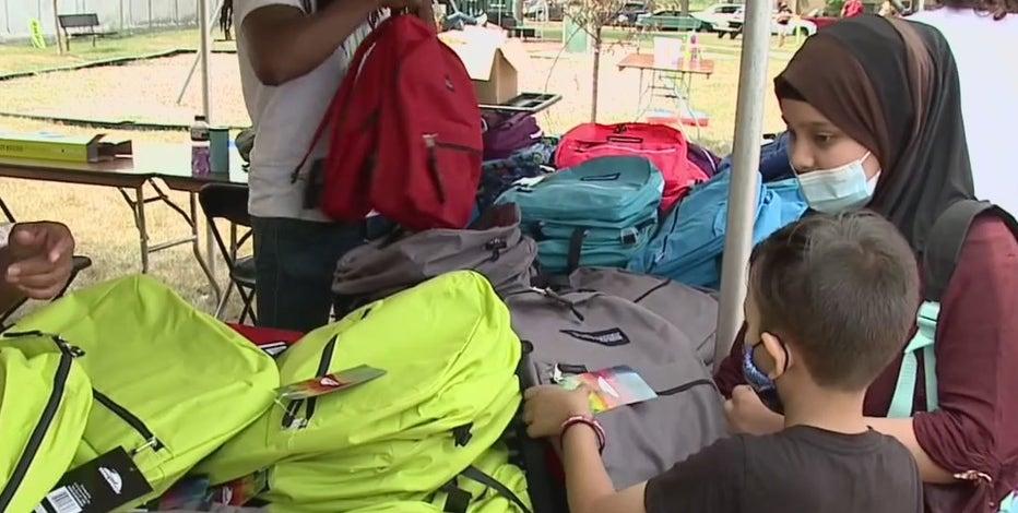 Back-to-School Health Fair on south side