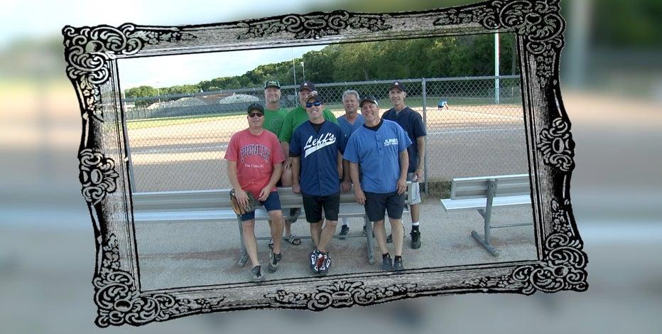 Softball dads make lifetime friendships, disband team of 30 years