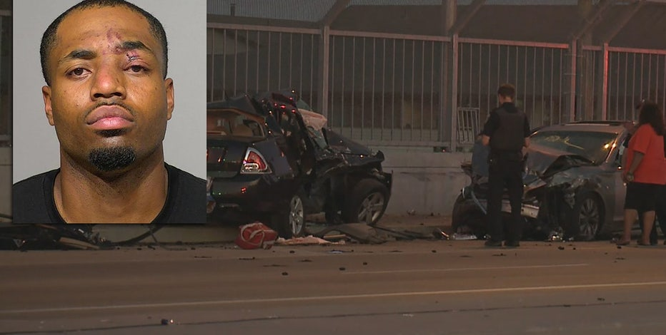 76th and Silver Spring crash: Milwaukee man charged, 2 killed