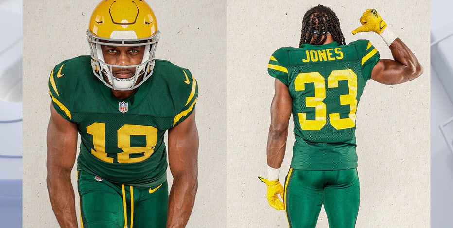 Packers unveil alternative uniform, inspired by uniforms from early 50s