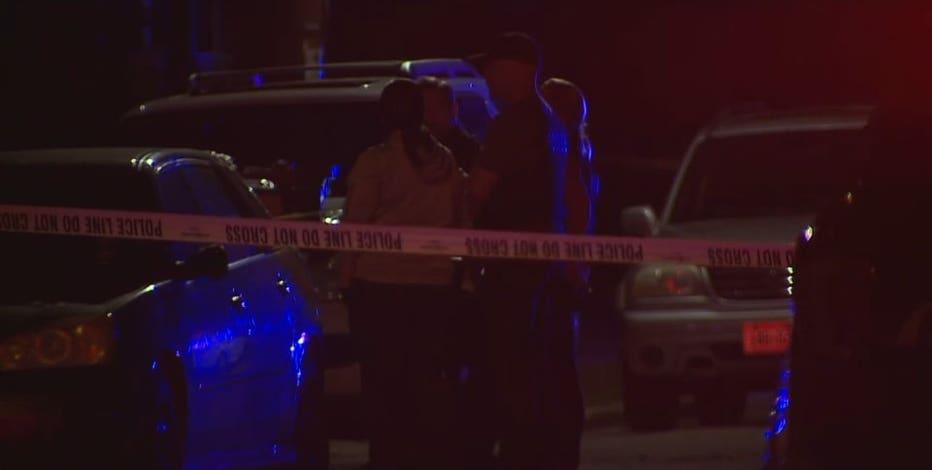 Kenosha shooting; 1 dead, no suspects in custody
