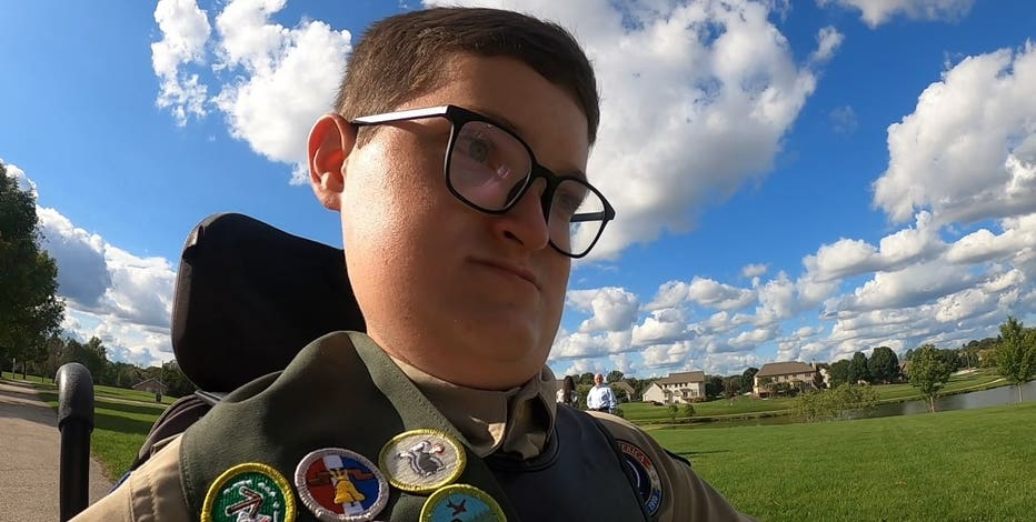 Falls Eagle Scout's wheelchair-accessible picnic tables approved