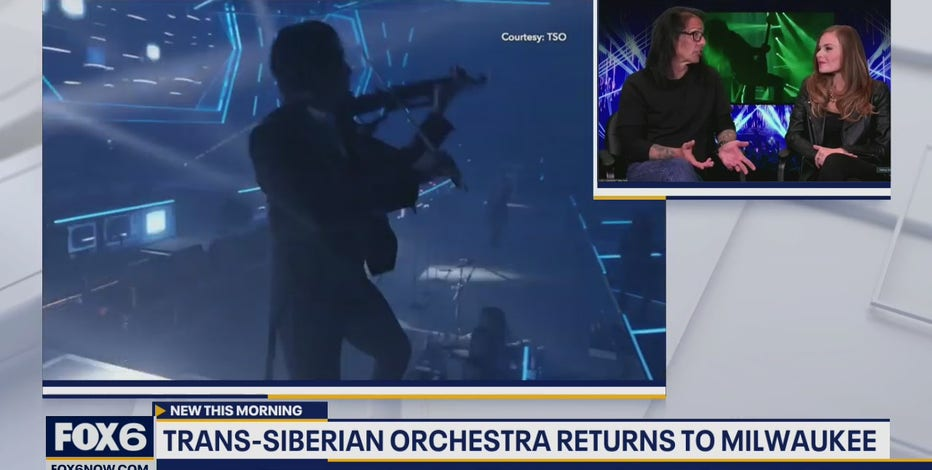 Trans-Siberian Orchestra is back on the road