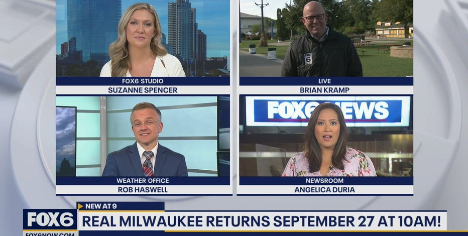 Real Milwaukee will be returning to FOX6 on Monday