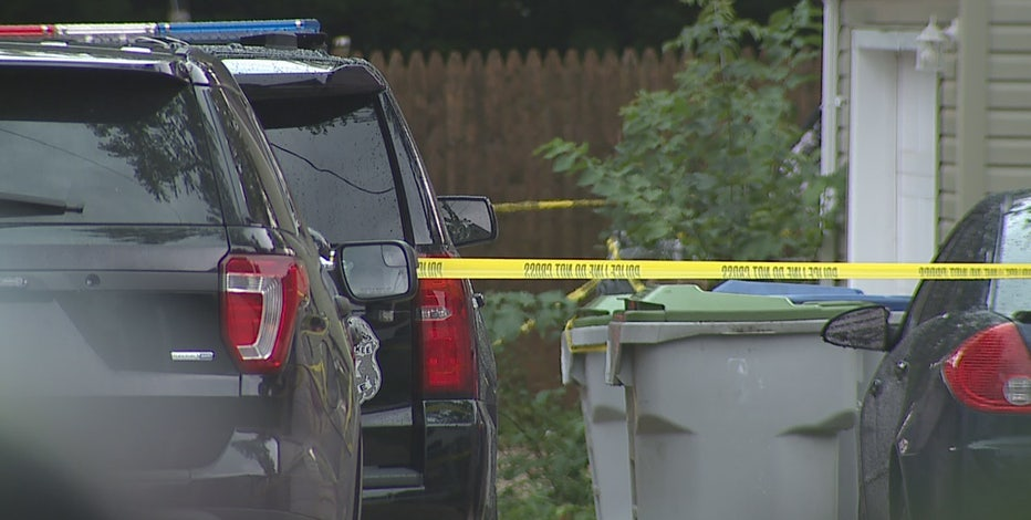 39th and Silver Spring death investigation