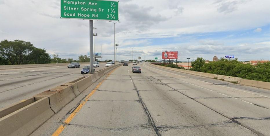 I-43 bridge project: Long-term lane closure north of Capitol Drive