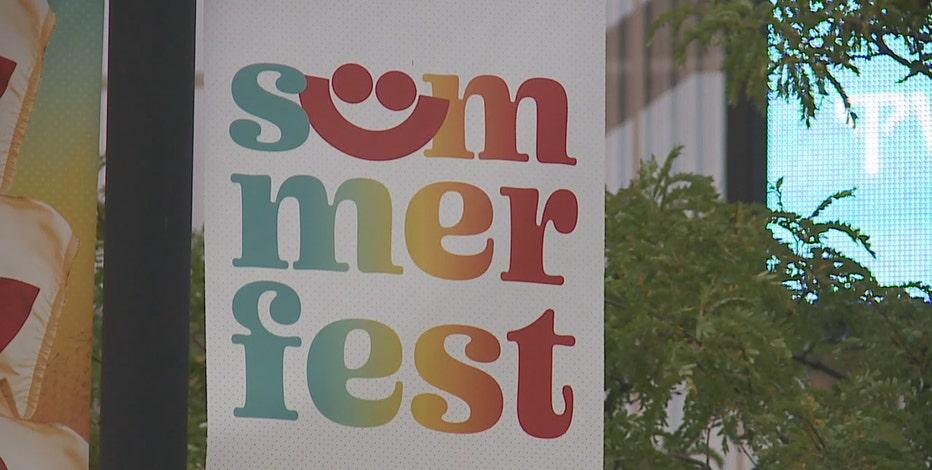 Summerfest 2022 dates announced; 3 weekends starting in June