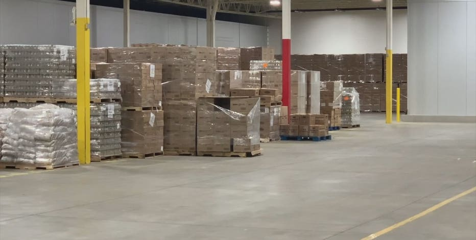 Hunger Task Force new West Milwaukee facility 100K square feet