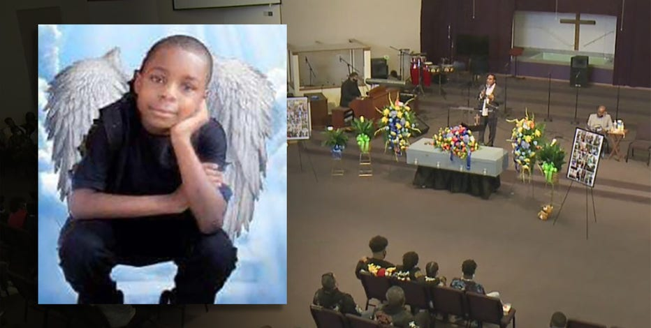 Andre Smith funeral: Milwaukee boy killed, grandfather accused