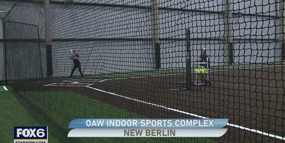 New indoor sports complex in New Berlin
