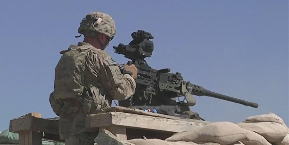 Vets struggle over Afghanistan fall; 'bringing up a lot of emotions'