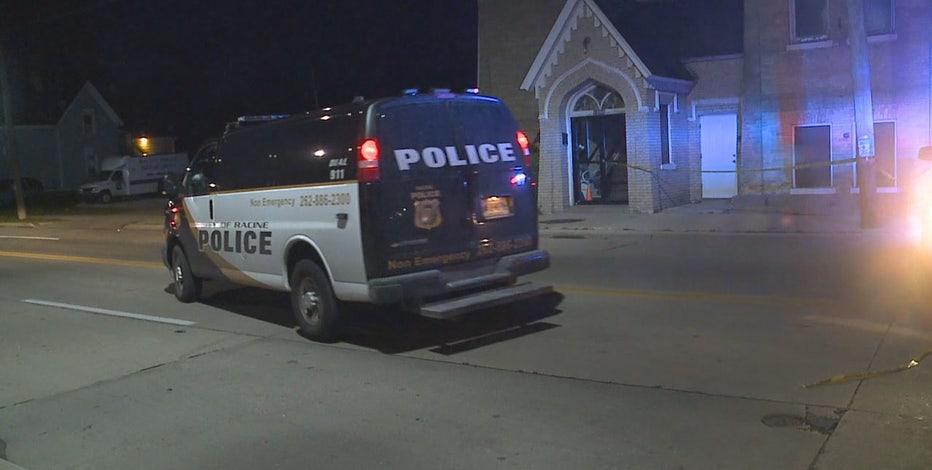 Triple shooting in Racine; 2 men, 1 juvenile wounded