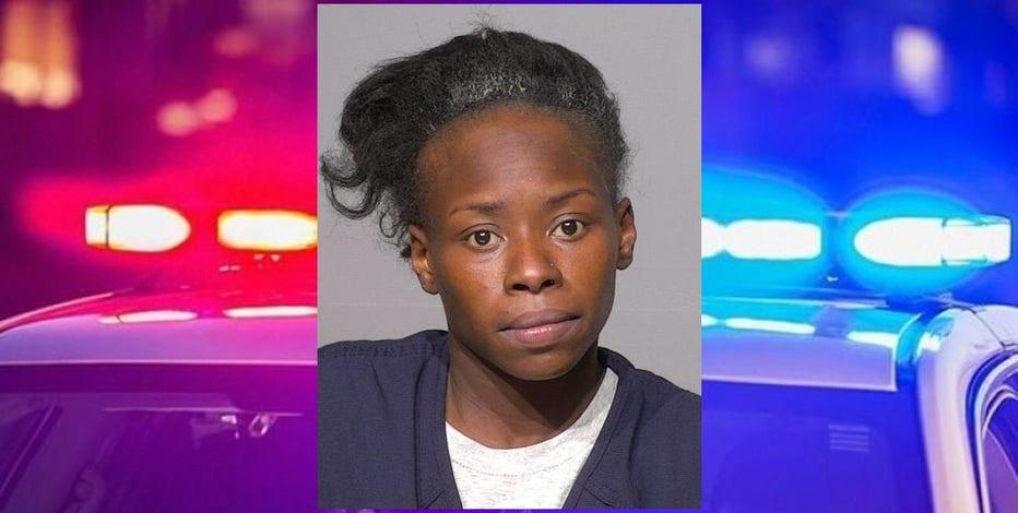 MLK and Burleigh fatal crash; woman charged