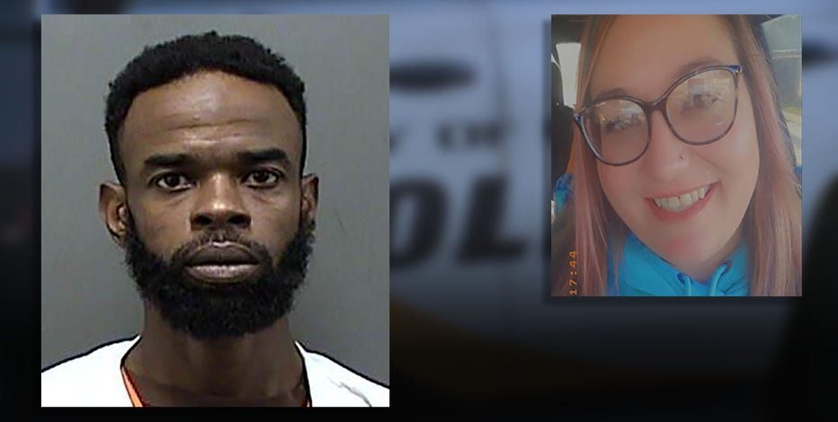 Racine homicide: Man charged, woman found dead