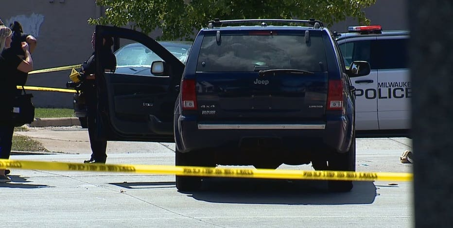 49th and Capitol homicide; 3 men arrested