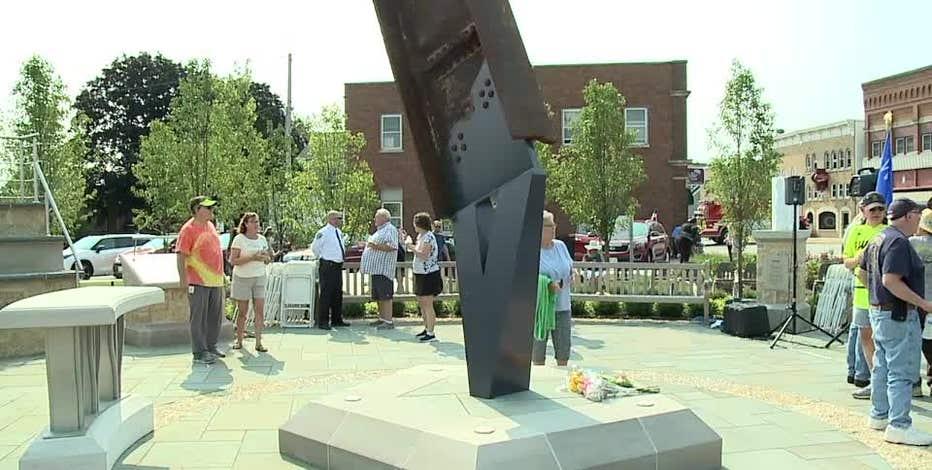 Wisconsin 9/11 Memorial commemorates 20th anniversary