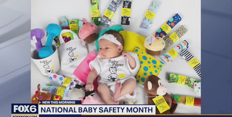 September is National Baby Safety Month