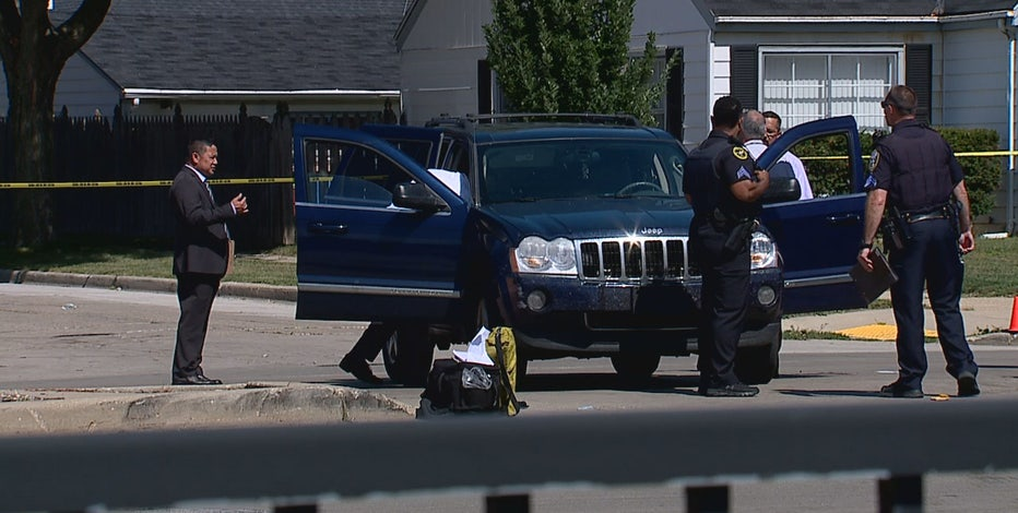 49th and Capitol fatal shooting; police seek unknown suspects