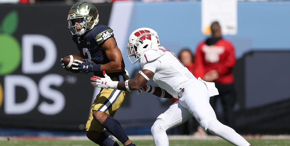 Notre Dame dominates Wisconsin at Soldier Field