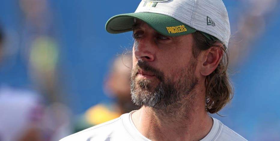Aaron Rodgers return has Packers aiming higher than NFC North