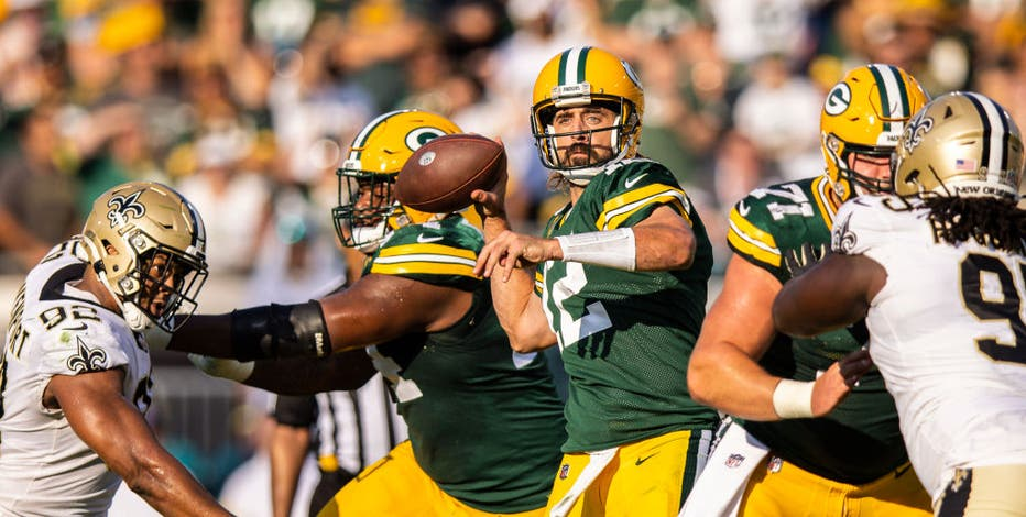 Super Bowl champ's bold suggestion for Packers if Aaron Rodgers continues to struggle this season