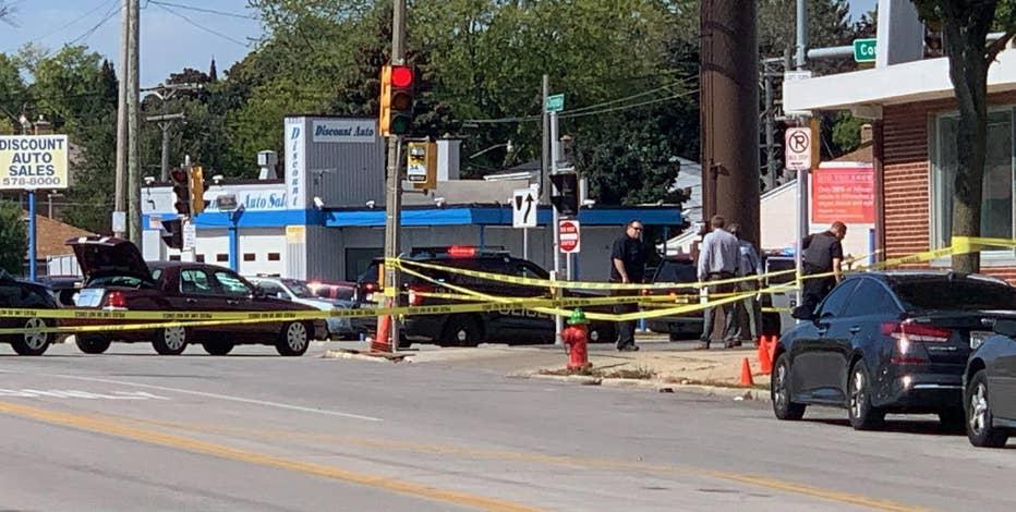 Appleton and Congress shooting: Teen injured