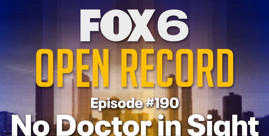 Open Record: No doctor in sight