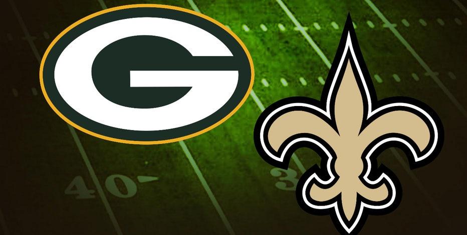 Packers, Saints play in Jacksonville in Week 1 of the NFL season